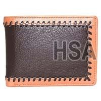 Mens Leather Wallet (F86830)