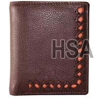 Mens Leather Wallet (F86836)