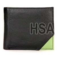 Mens Leather Wallet (G86805GRN)