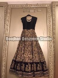Anarkali Cotton Suit 03