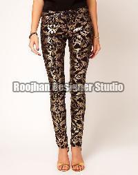 Brocade Formal Pant 01