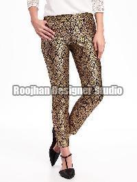 Brocade Formal Pant 02