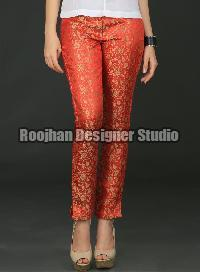 Brocade Formal Pant 04