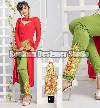 Embroidered Legging 02