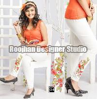 Embroidered Legging 04