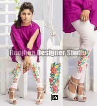 Embroidered Legging 09