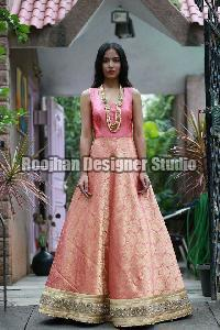 Indo Western Gown 02