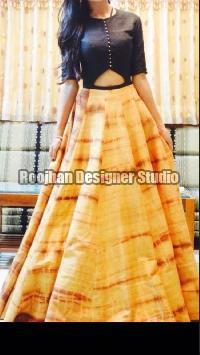 Indo Western Gown 04