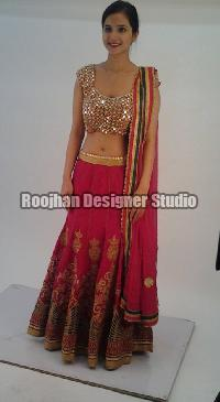 Party Lehenga 01