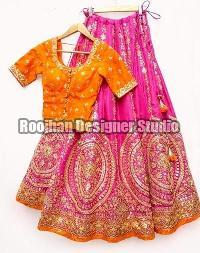 Party Lehenga 03
