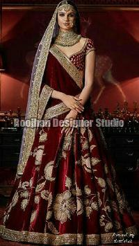 Wedding Lehenga 03