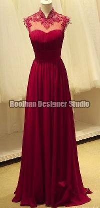 Western Gown 01