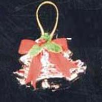 Santa Bow with Bell 04