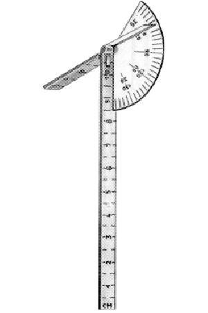 1666 Dental Measuring Instrument