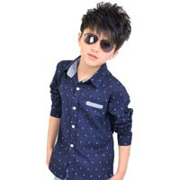 Boys Cotton Shirts