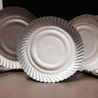 6 Inch Silver Paper Plates