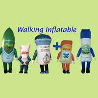 walking inflatables