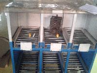 Roller Storage Rack