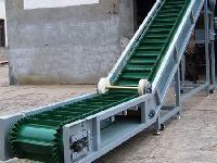 Sidewall Inclined Belt Conveyor