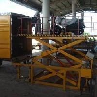 Two Wheeler Scissor Lift