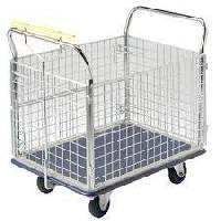 Wire Storage Trolley