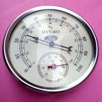Dial Type Thermo Hygrometer
