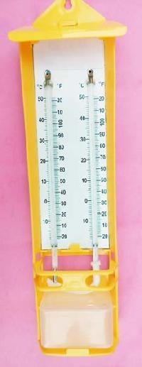 Wet Dry Menson Hygrometer