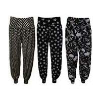 Ladies Long Harem Pants