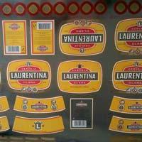 Metallized Beer Label Paper