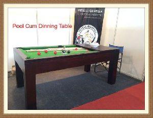 Pool Cum Dinning Table