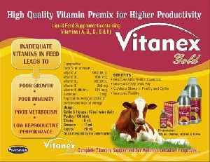 Vitanex Gold Feed Supplement