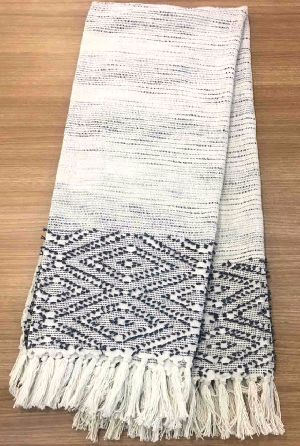 Cotton throw Blanket (KI-T) 01