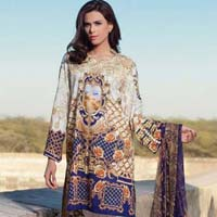 RoseMeen Lawn Dress Material Wholesale Rate at Fabdazz