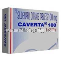 Caverta 100mg Tablets