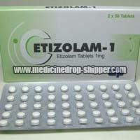 Etizolam Tablets 1mg