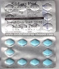Sildigra Prof Tablets
