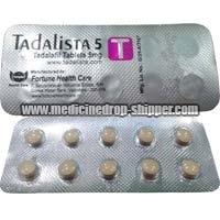 Tadalista 5mg Tablets