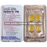 Tadora-20mg Tablets