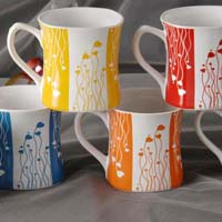 Anil Stoneware Coffee Mugs