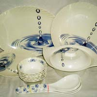 Balaji Melamine Dinner Set