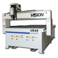 CNC Router Machine 01