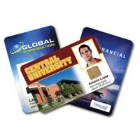 Printed PVC ID Cards