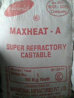 Maxheat-A Super Refractory Castable