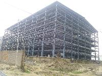 Pre-Engineered Building Structure 20