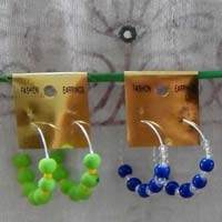 Velvet Beads Earrings
