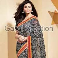 Printed Saree 01