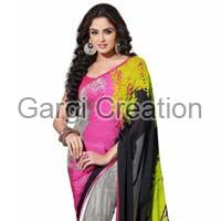 Printed Saree 06
