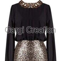 Western Dress 03