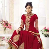 Ladies Anarkali Suit-02