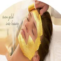 Gold Leaf for Cosmetic